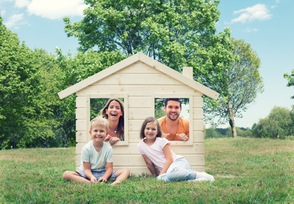 Familie möchte Haus bauen