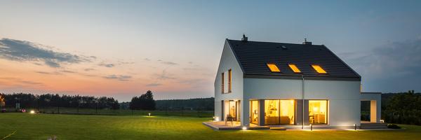 Eigenheim clever finanzieren