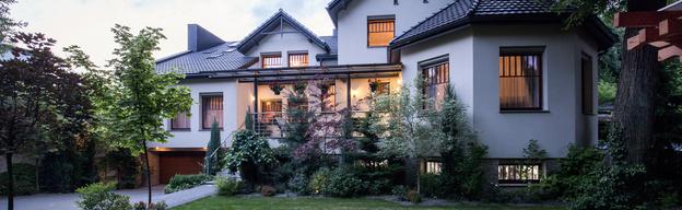 Der Traum vom Haus mit Garten