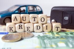 Kredit für ein Auto