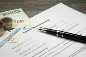 Privatkredit von Banken und Kreditinstituten